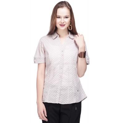 Women Cotton Formal Shirt