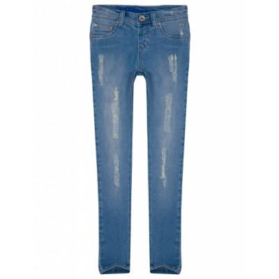 Rene Rhinestone Skinny Jeans