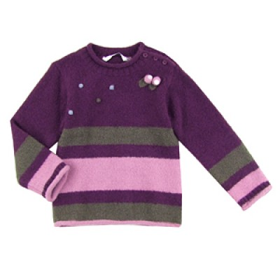 Star Sweater Tunic - Toddler